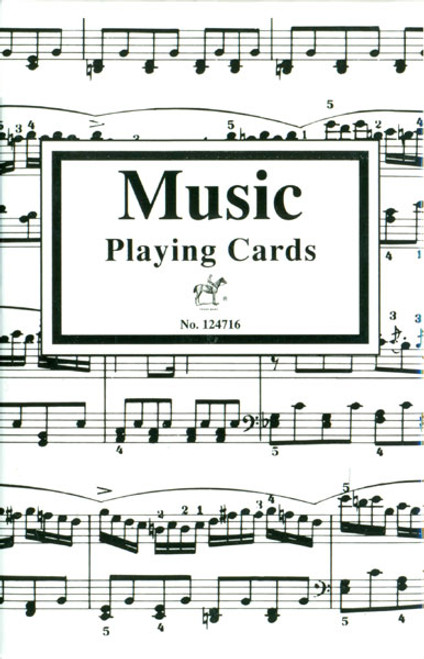 Music - Playing Cards