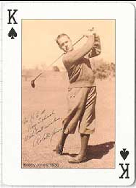 Art of Golf - Playing Cards