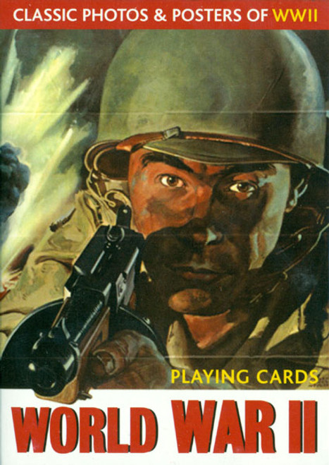 World War II - Playing Cards
