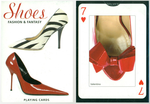 Shoes - Playing Cards