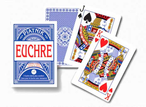 Euchre - Playing Cards