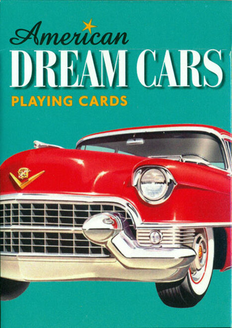Dream Cars - Playing Cards