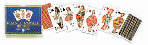 France Royale - Double Deck Playing Cards