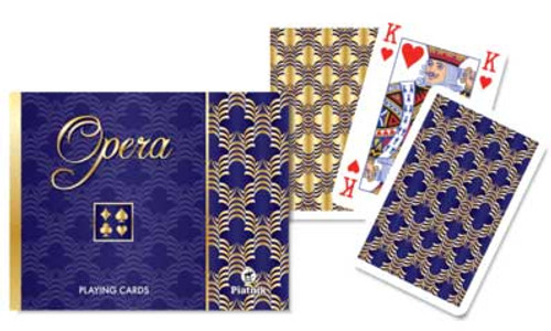 Opera - Double Deck Playing Cards