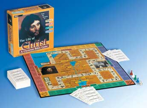 Life of Christ Board Game - Board Game