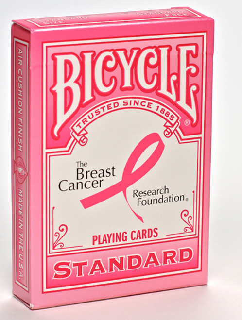 Bicycle: Pink Ribbon Edition