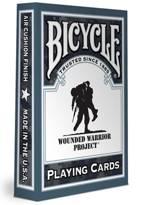 Bicycle: Wounded Warrior Deck