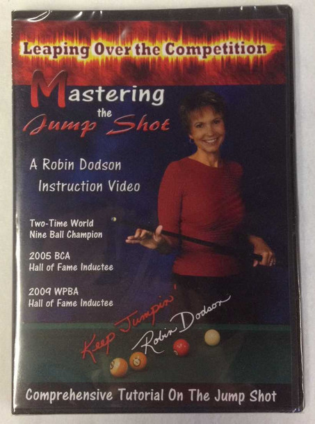 Instruction Pool Accessories Mastering the Jump Shot DVD