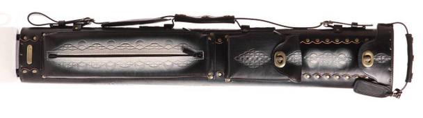 Instroke Saddle 3x7 D03 Black Air Brushed