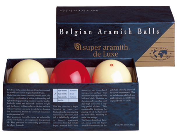 Super Aramith Deluxe Carom Set