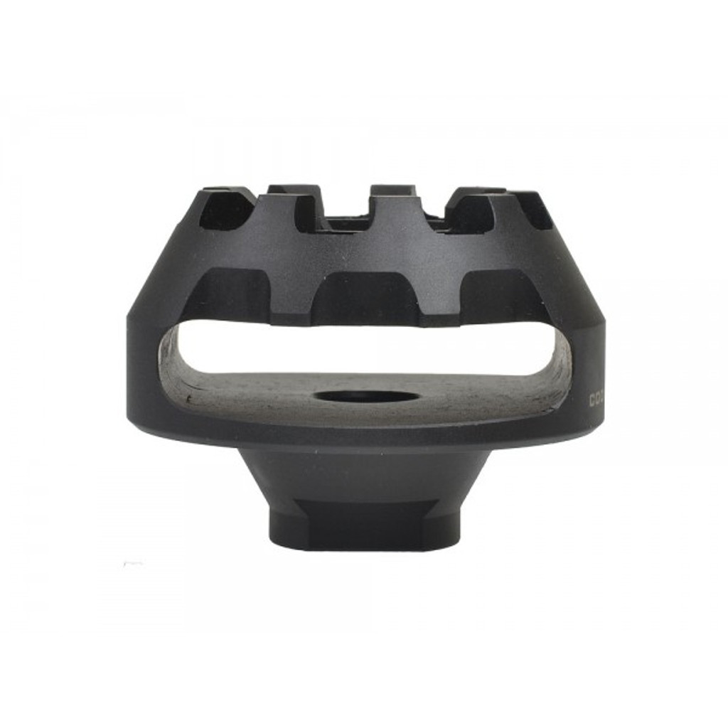Strike Industries Cookie Cutter Comp Muzzle Brake .223 .308 NATO 5.56 .300 BLK Blackout AR-15 Ar15 AR 15 556 223 308 Compensator Flash