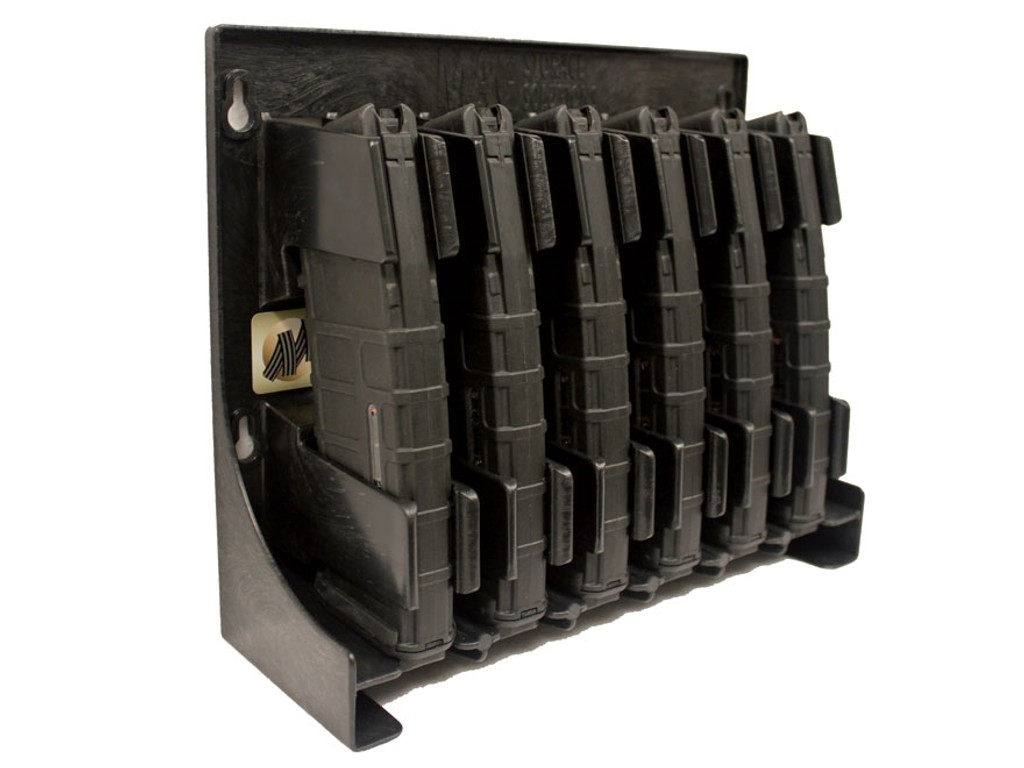 Magstorage Solutions Ar 15 Magazine Organizer Wise Tactical