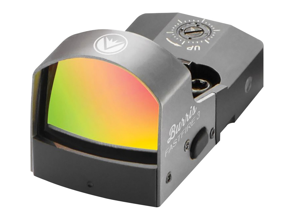 Burris FastFire III Reflex Red Dot Sight with Picatinny Mount 300236 000381302342