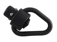 "GG&G Angular Heavy Duty Push Button Quick Detach Sling Swivel GGG-1419 1"" QD 813157003004"