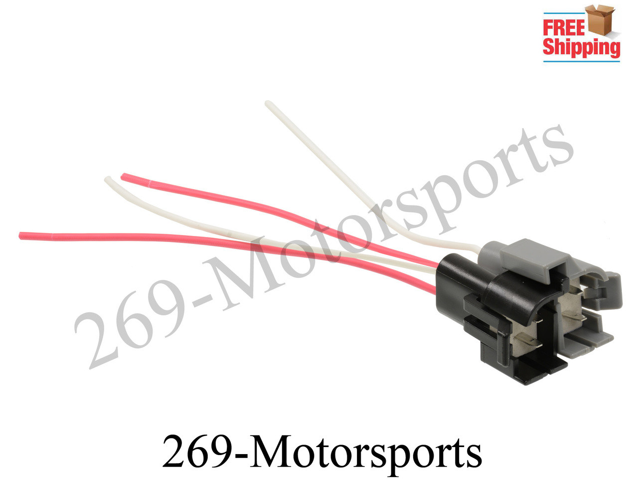 Gm Ignition Coil Wiring Harness Trusted Diagrams Diagram Wire Tpi Tbi Fits Lt1 Camaro Firebird Connector Rh 269motorsports Com Hei Module