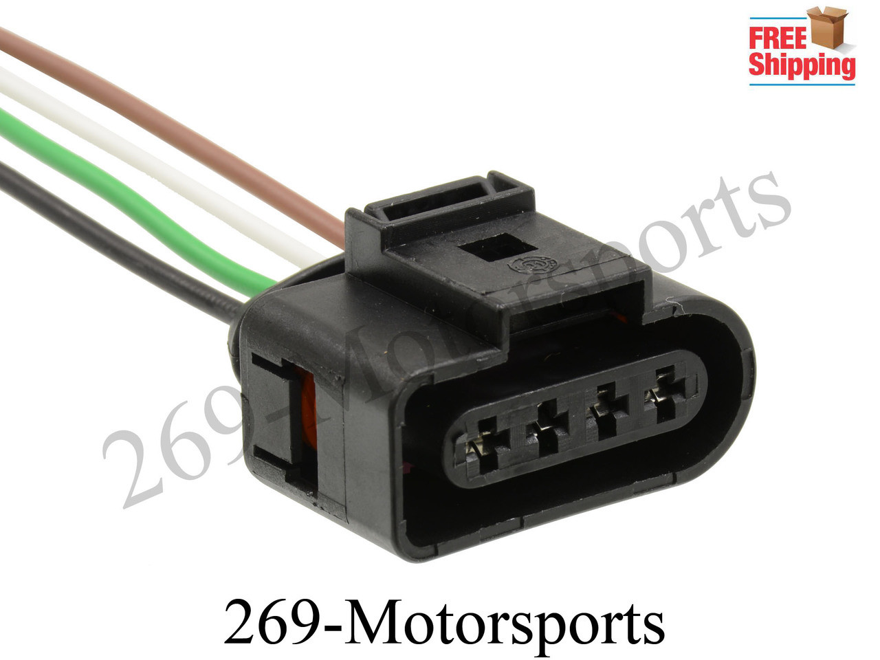 Vw Wiring Repair Kit Free Download 1968 Schematic 4 Ignition Coil Connector Harness Fits Audi