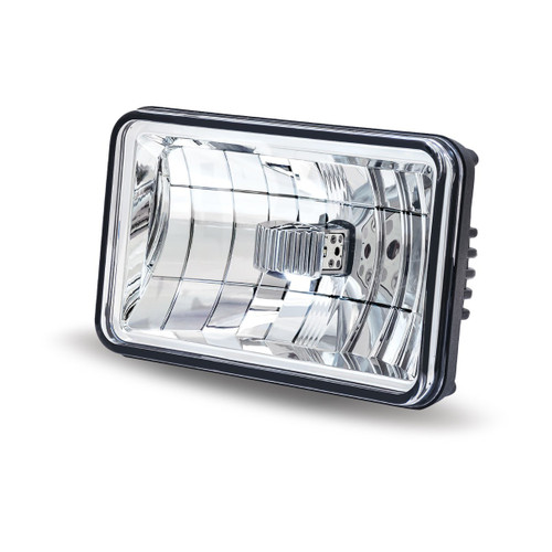 "Trux 4""x 6"" Standard LED Headlight (Low Beam): TLED-H2"