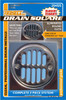 Stainless Steel Shower Drain Frame - 3 Piece Kit