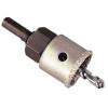"""Home-Pro Carbide Hole Saw & Arbor 1 3/8"""""""