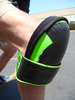 Super Soft Knee Pads Green - Large