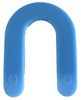 "1/16"" Horseshoe Shim Blue 200/JAR"
