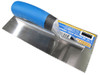 """1/16"""" Square Notch Stainless Steel Trowel"""