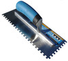 "1/4"" Square Notch Stainless Steel Trowel"