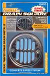 Stainless Steel Shower Drain Frame - 3 Piece Kit