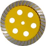 "7"" Turbo Cup Diamond Grinding Wheel"