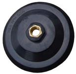 "4"" Velcro Attachment Pad for Diamond Polishing Pad"