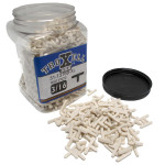 "Tee Long Leg 3/16"" Spacers 850 pcs/jar"