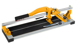 Ball Bearing Tile Cutter w/ hide a wheel breaker foot 36""