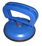 "Suction Cup 6"" Single. Quick release vacuum lock handle"