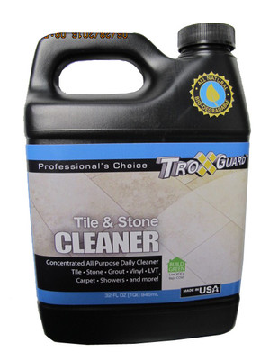 TroXGuard Tile, Stone & Grout Cleaner