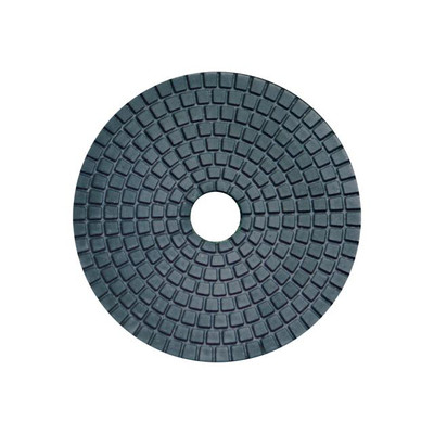 "4"" Economy Grade Diamond Polishing Pad 50 Grit"