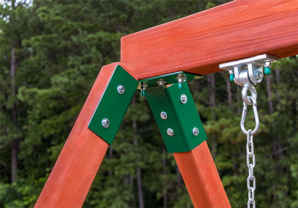 Sun Valley Extreme Swing Set