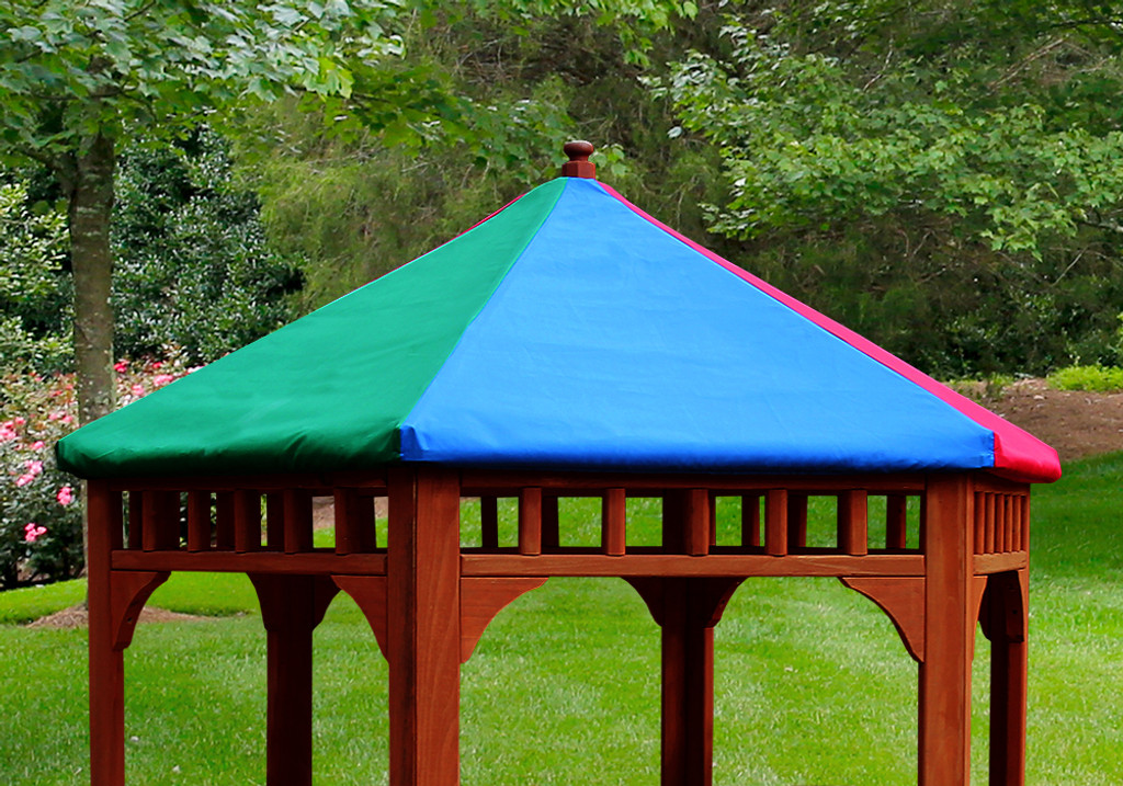 Superior Lifesstyle View Of Play Zee Bo Replacement Multi Colored Tarp From Gorilla  Playsets Ideas