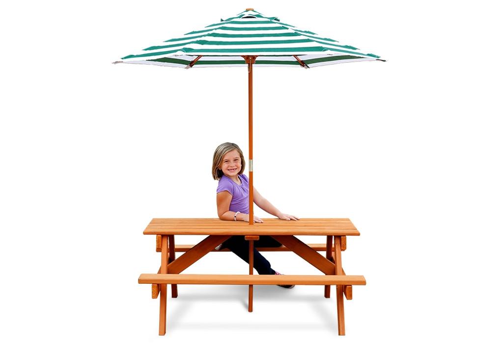 Childu0027s Picnic Table