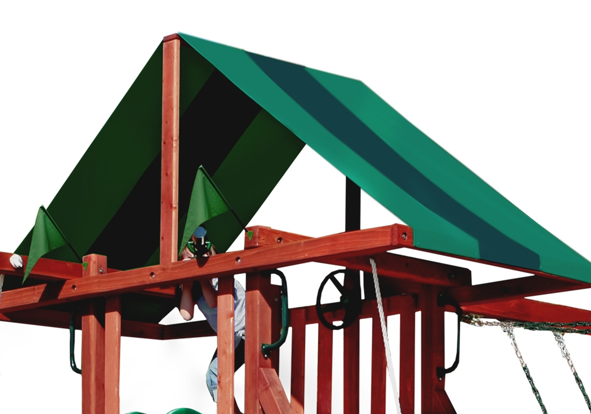 Vinyl Canopy For Sundance And Accessories By Gorilla Playsets