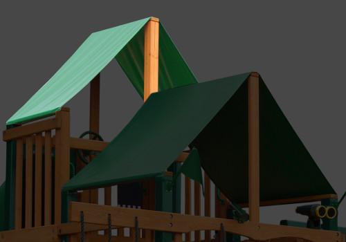 Upper Level Replacement Canopy/Tarp for Great Skye I & II, Treasure Trove I & II