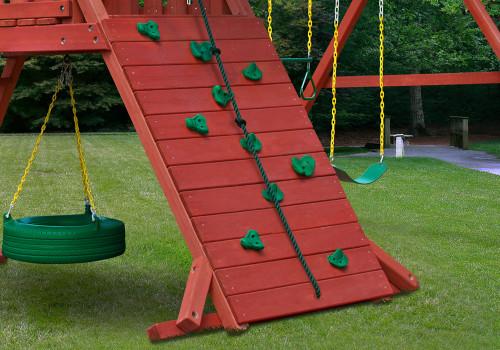 Sun Valley Swing Set