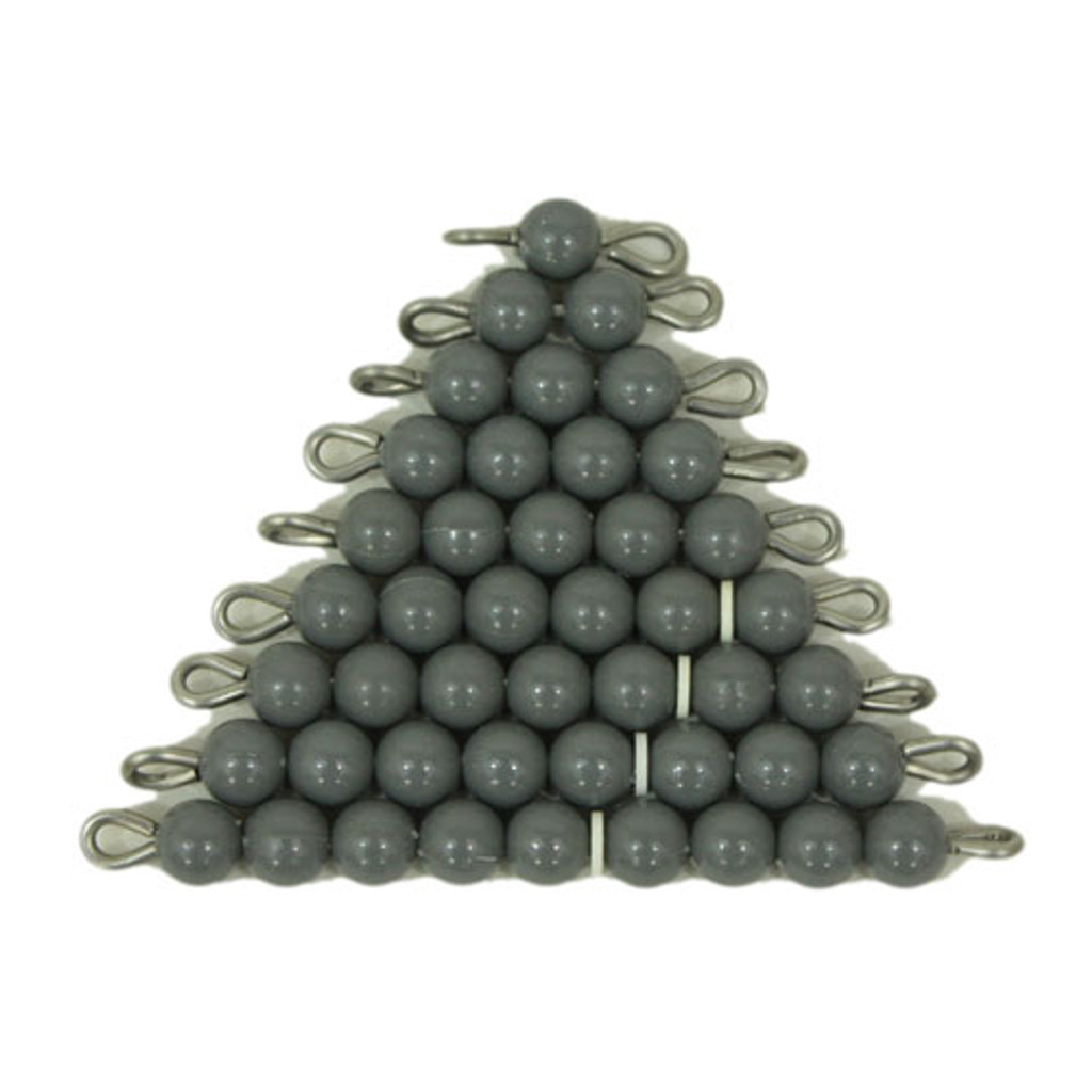 Grey Bead Stair 1-9 (AMI)