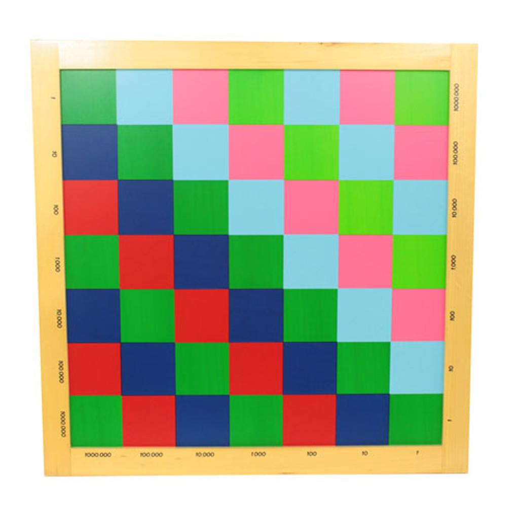 Decimal Checkerboard