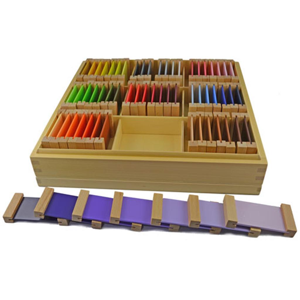 Colour Tablets Box #3