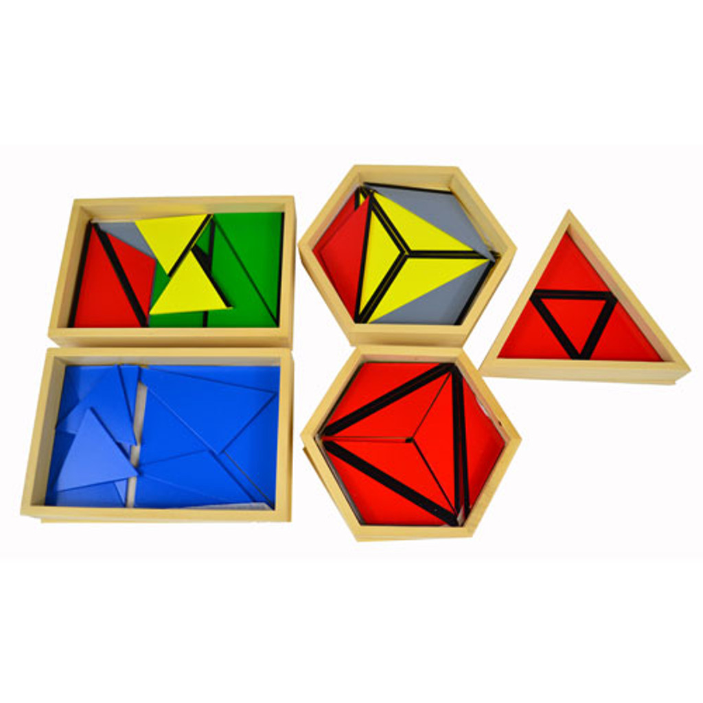 Mini Constructive Triangles