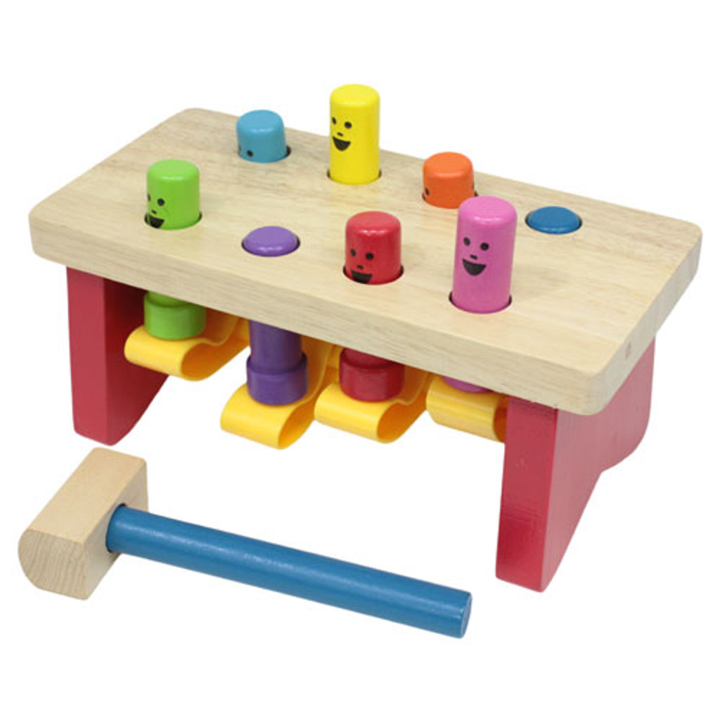 Deluxe Pounding Bench