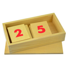 Cards for Number Rods