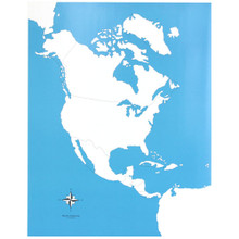 North America Control Chart - unlabeled
