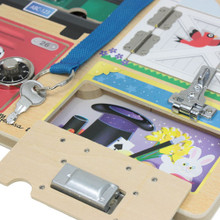 Lock & Latch Board