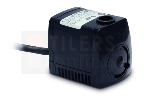 Rubi Spare Part for Water Pump DU-BL Machines